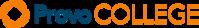 Logo of Provo College